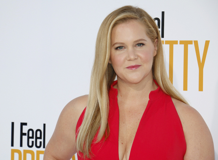 Amy Schumer Shares Never-Before-Seen Photo of the Exact Moment She Learned She Was Pregnant