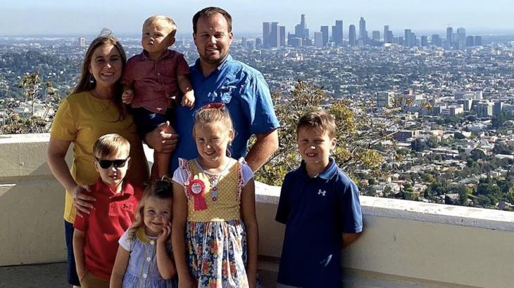 Anna Duggar Lost Child on Vacation