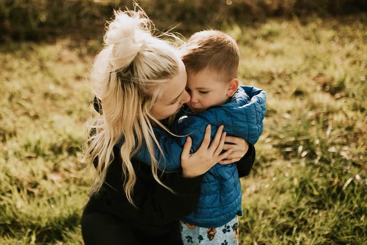 Caitlin Fladager: Mom Speaks Out After Being Told to Stop 'Babying' Her 4-Year-Old Son, and Her Response Is Both Perfect and Important