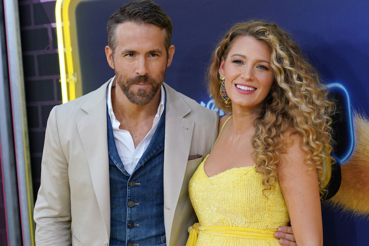 Blake Lively and Ryan Reynolds Share First Glimpse of Their New Baby