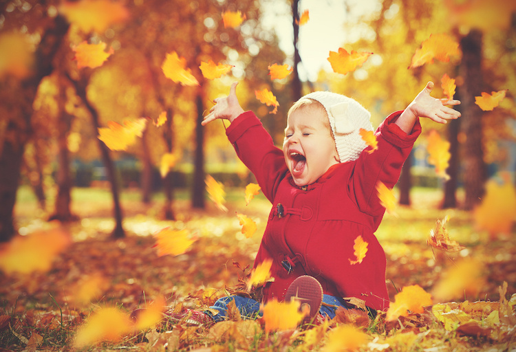 Fall and Autumn Themed Baby Names