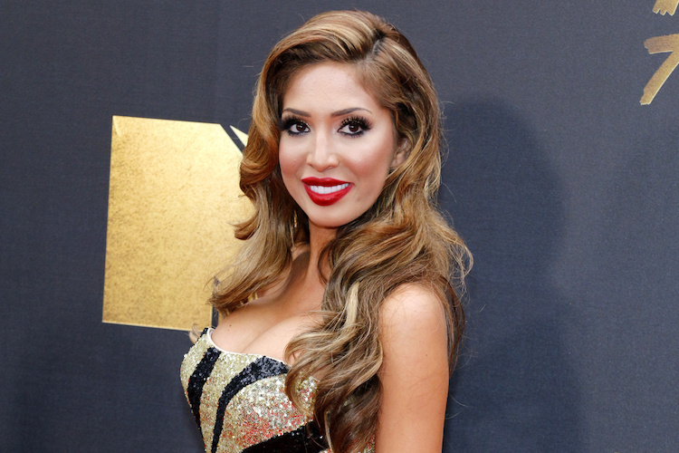 Farrah Abraham Takes Daughter Sophia to Therapy to Deal With Father's Death