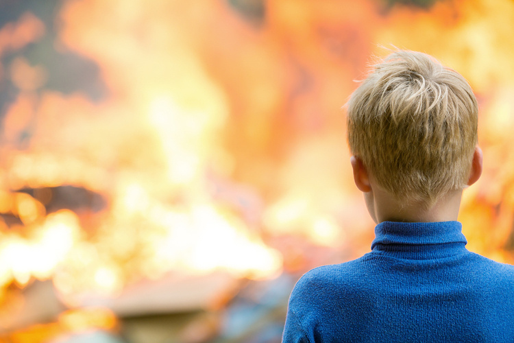 9-Year-Old Sets House Fire That Kills Five Family Members, But His Mom Says She Forgives Him