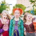 Three Sisters Who Dressed Up as the 'Hocus Pocus' Witches Remain the Halloween Costume Champions