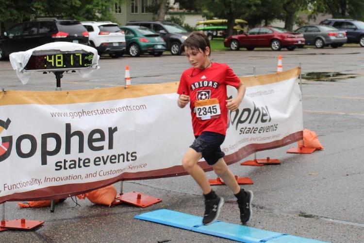 Kade Lovel: 9-Year-Old Misses Turn Running 5K, Ends Up Winning 10K