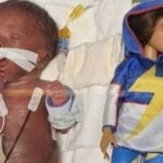 Baby Born Smaller Than a Barbie at Just 25 Weeks Goes Home After 150 Days in the Hospital