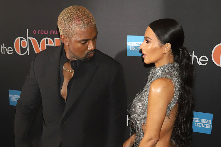 Kim Kardashian and Kanye West Are Still Fighting About Whether or Not Daughter North Should Be Allowed to Wear Makeup