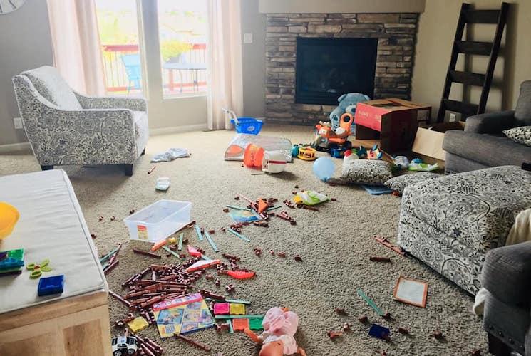 Kaleigh Christensen: Mom Posts Inspiring Reminder to Let It All Go