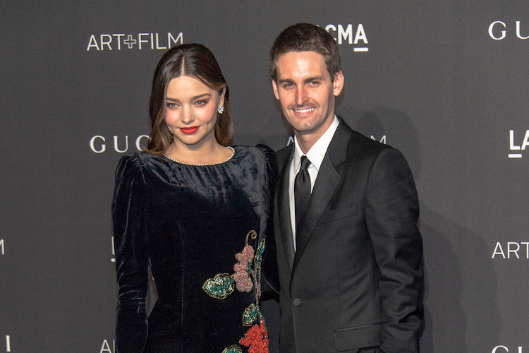Miranda Kerr and Evan Spiegel Welcome Baby Boy