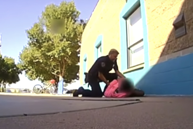 School Police Officer Resigns After Video Shows Him Using Excessive Force on 11-Year-Old Girl