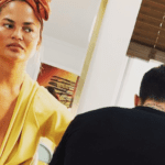 Mom Chrissy Teigen Shows Off New Tattoo She Got in Honor of Her Children, Husband, and Parents