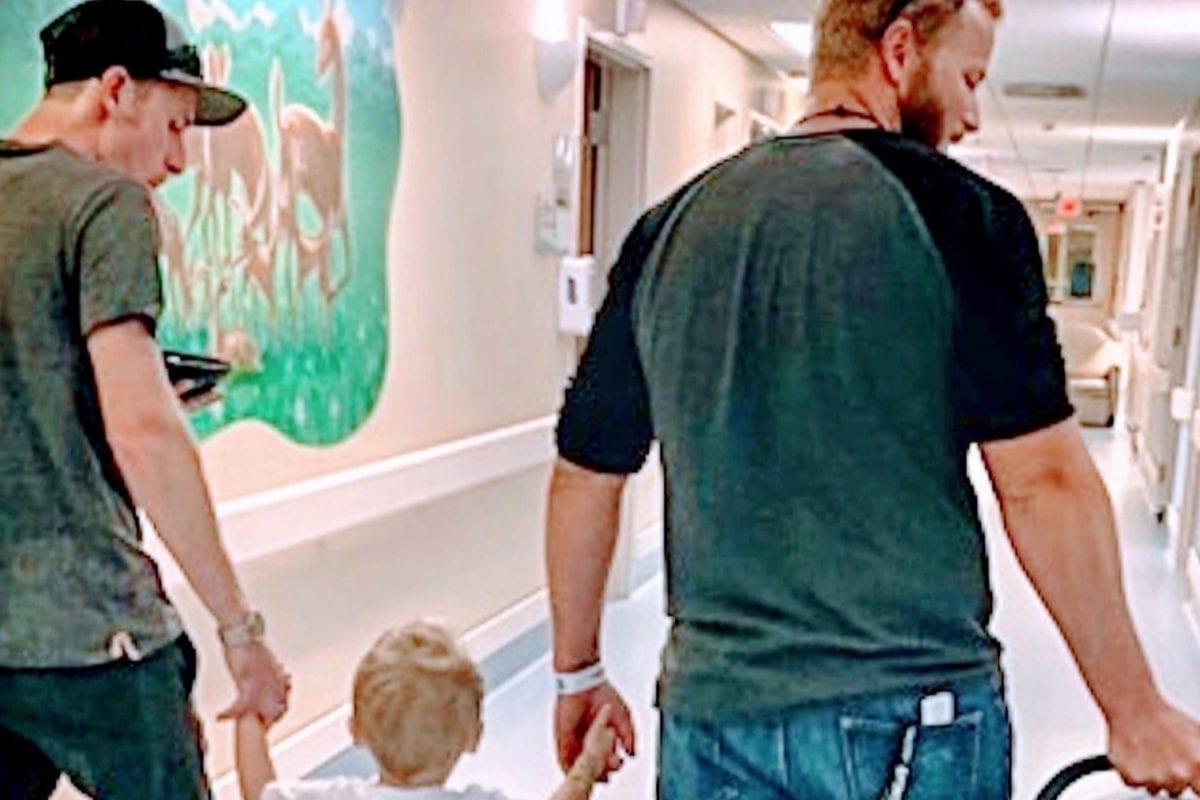 Mom's Photo of Her Ex and Her Fiance Leaving the Hospital with New Baby Is Co-Parenting Done Right