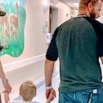 Mom's Viral Photo of Her Ex and Her Fiancé Leaving the Hospital Together with Her Newborn Is True Co-Parenting Goals