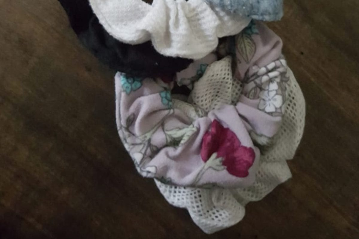 Mom Shares Why She Keeps Finding Scrunchies in Her Dryer. It's Because Girls Think Her Son Is Cute