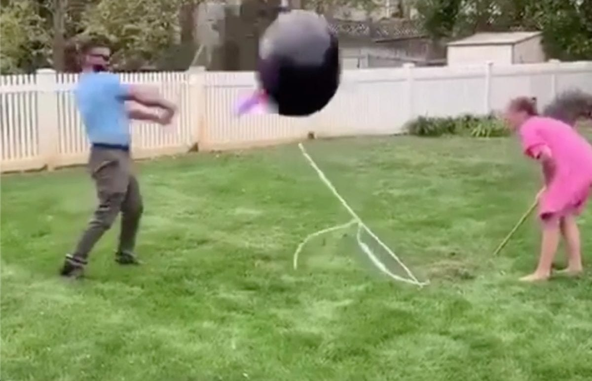 Couple's Gender Reveal Turns Into a Series of Unfortunate Events That Has Others Laughing at Their Expense