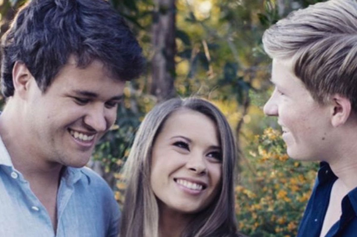 Robert Irwin Calls Being Asked to Walk Sister Bindi Irwin Down the Aisle on Her Wedding Day an Honor