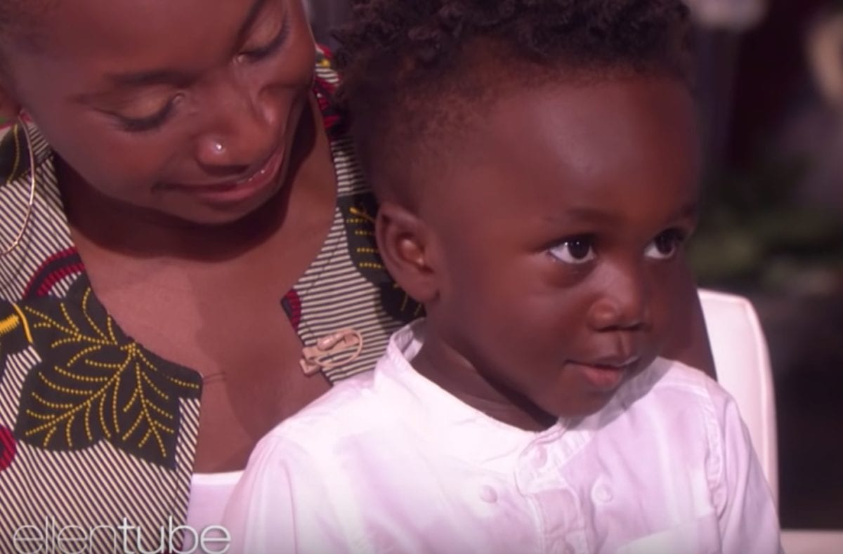 Mom's Shocked When Her 3-Year-Old Son Started Saying the Affirmations She Taught Him on His Way to School. Now He's Viral