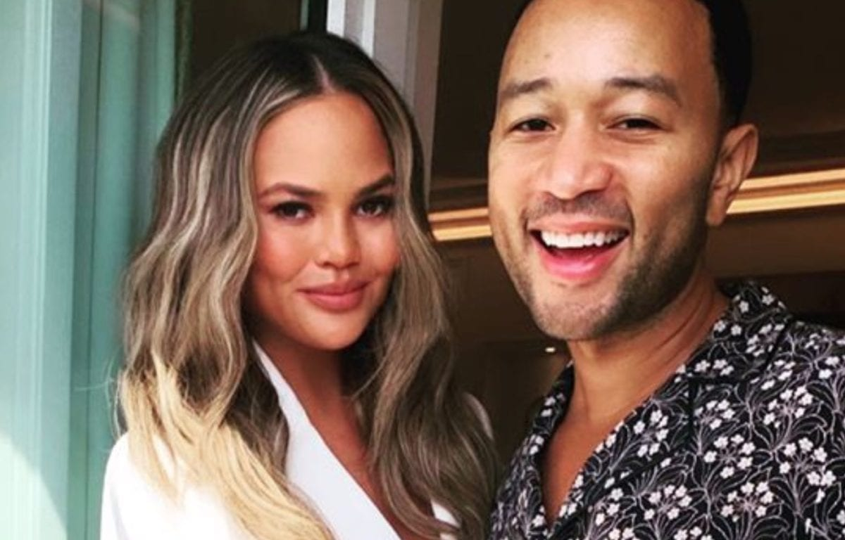 Chrissy Teigen Shares Adorable Video of Kids Having a Jam Session With Their Dad, Musician John Legend