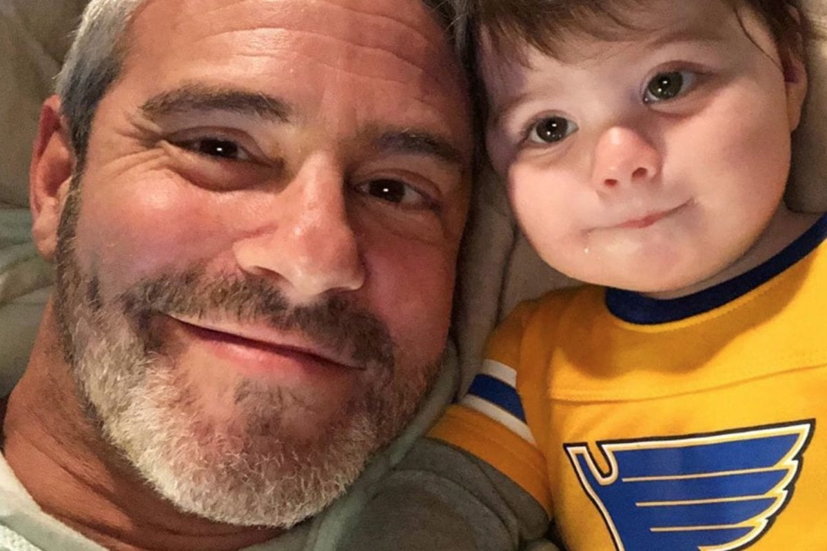 Bravo Host Andy Cohen's Baby Has His First Play Date at 8 Months Old
