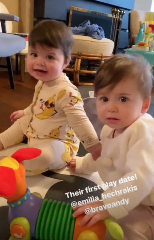 Andy Cohen Play Date