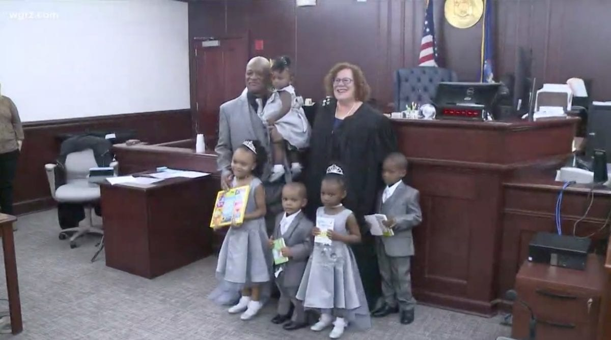 lamont thomas foster children adopted