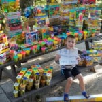 5-Year-Old Cancer Survivor Donates 3,000 Toys to Hospital Where He Received Treatment