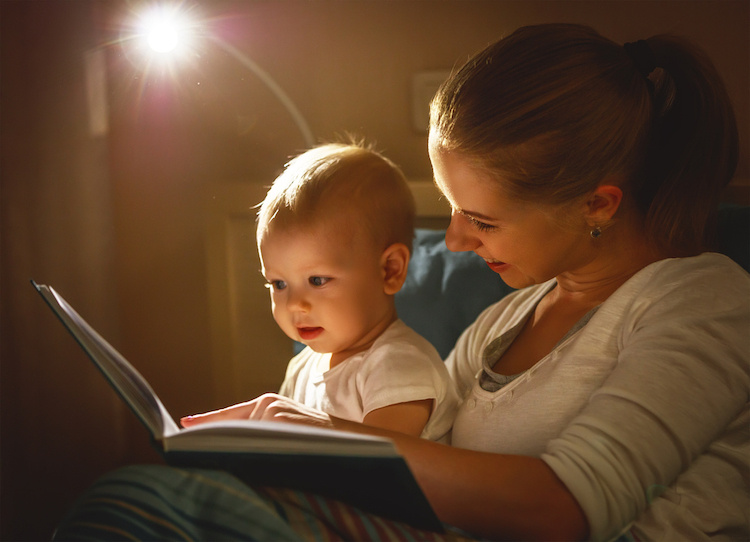 What time should my 8 month old go to bed?