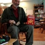 A Girl Stuck a Cheez-It on the Wall and it Took Her Dad Four YEARS to Notice