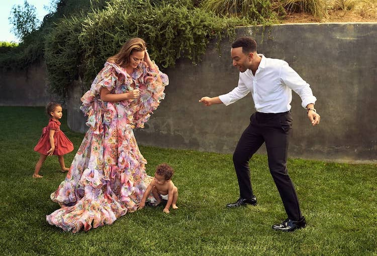 25 Times Chrissy Teigen & John Legend Proved They Have the Ultimate Family