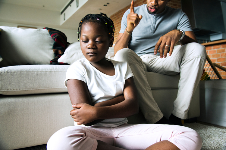 Should I Allow Other Family Members to Spank My Daughter?
