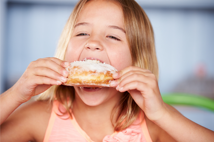 I am Worried My Step-Daughter is Eating Too Much: Any Advice?