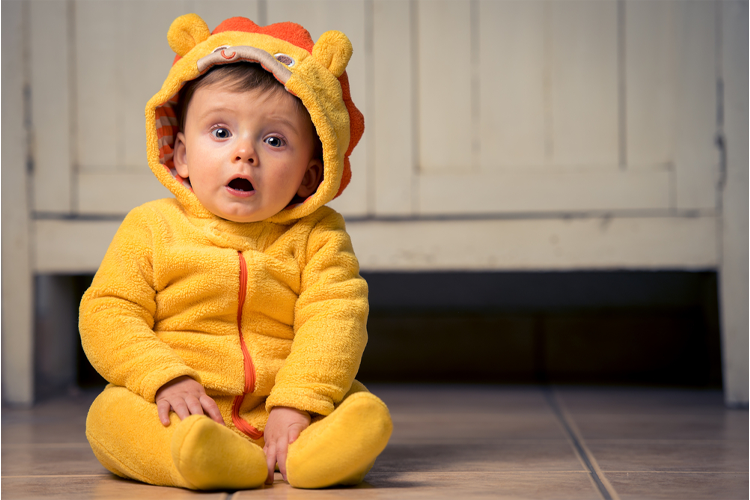 Should I Bring a Candy Bag Trick or Treating for Our 3-Month Old Baby?