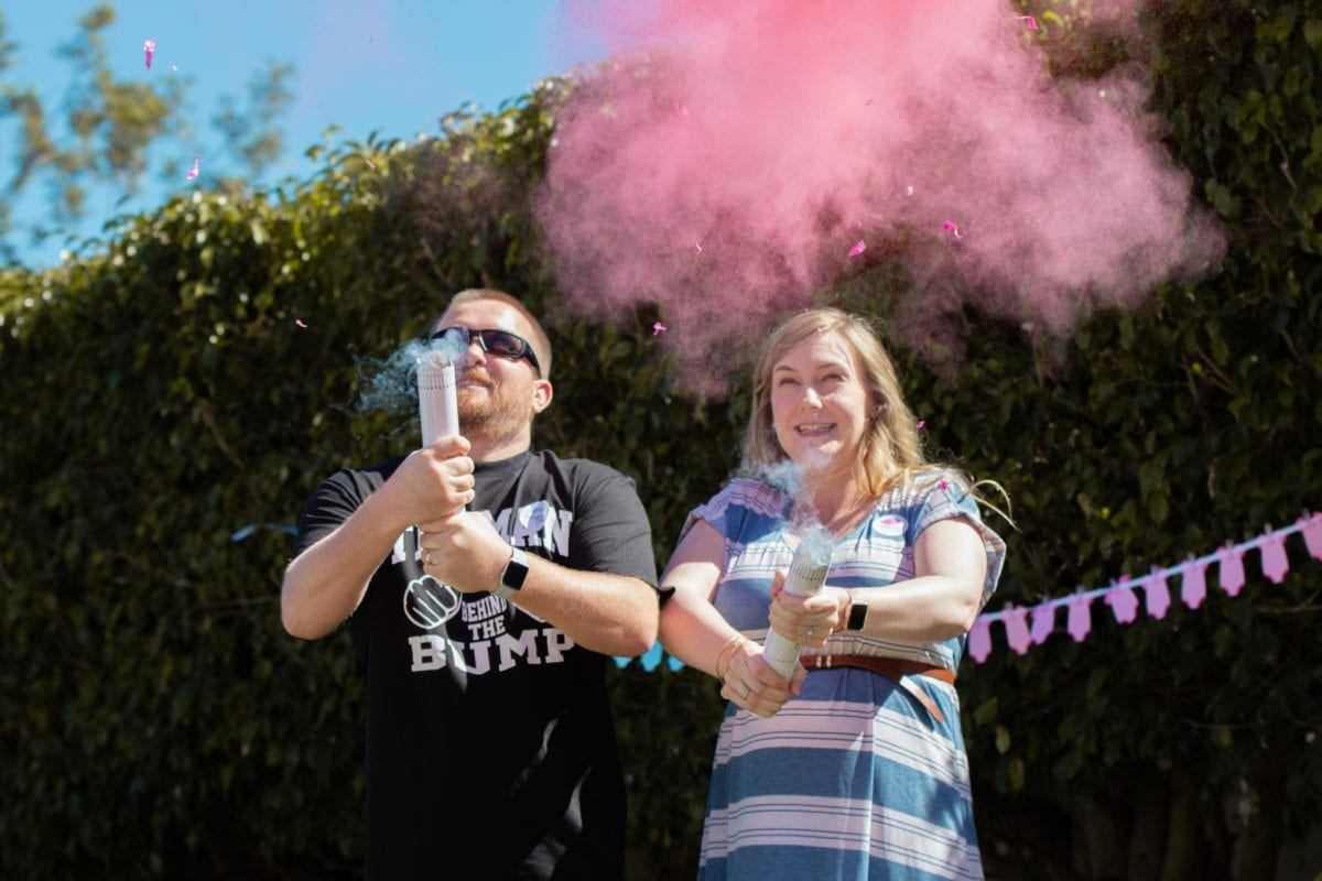 gender reveal goes horribly awry; leaves relative dead | a gender reveal went horribly awry when device mean to reveal the baby's sex detonated like a pipe bomb.