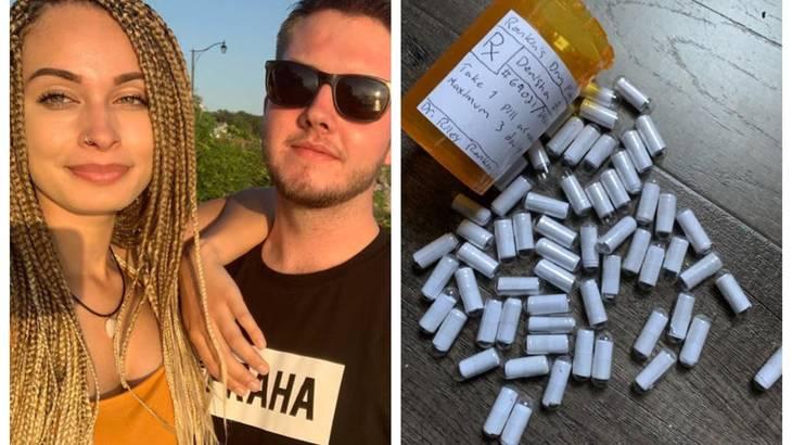 Anxiety Love Pills from Boyfriend