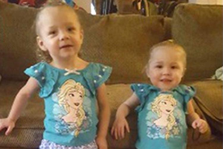 Raelynn and Payton Keyes: Three-Year-Old Twins Found Dead in Car