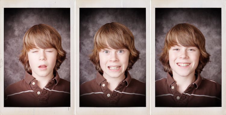 10 Hilarious School Photo Fails