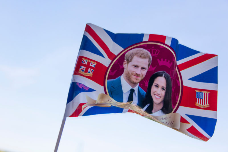 Prince Harry and Meghan Markle Fans