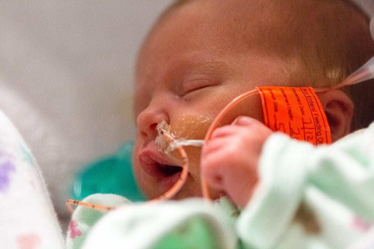 baby adopted by nurse