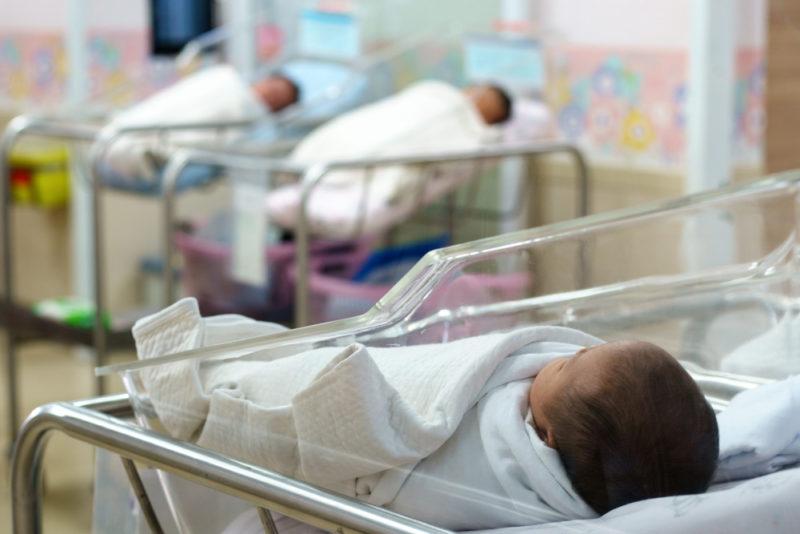 Newborn Baby Surrogacy