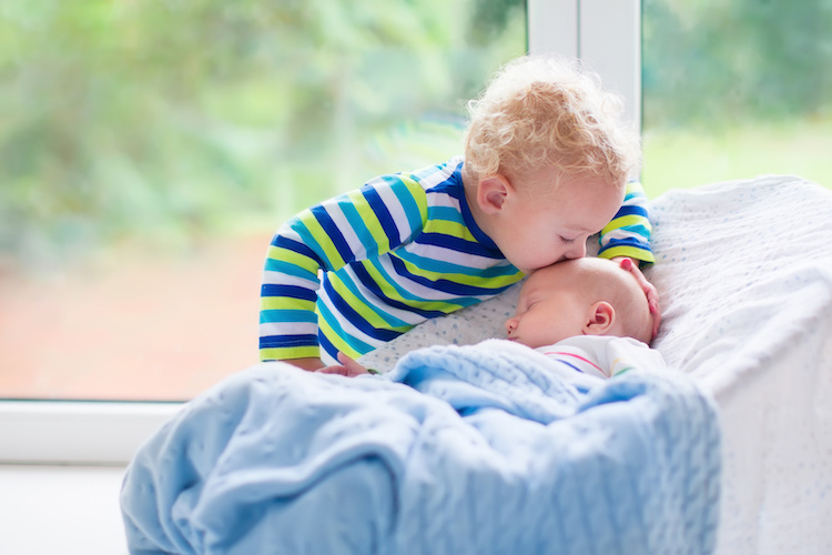 How do you keep your baby from getting sick with older siblings in the house?