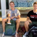 Mom Has Teenage Sons Carry Emergency Period Supplies For Friends