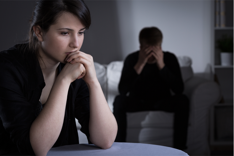 I am So Unhappy with My Relationship, but Can't Seem to Divorce My Husband; Any Advice?