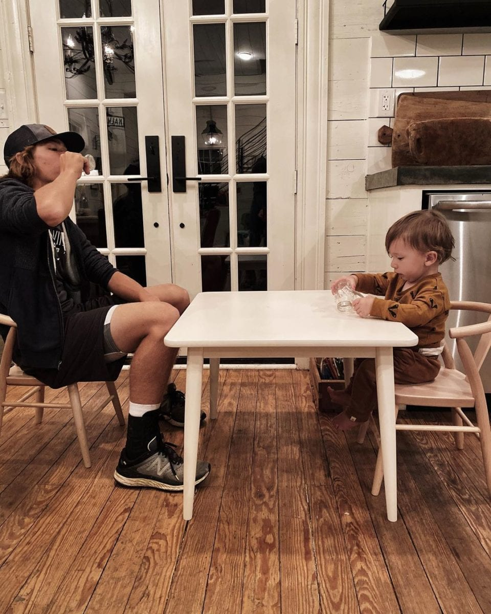 the 25 best celebrity parenting instagram posts from last week