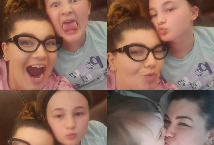 20 photos of 'teen mom' stars that prove they're actually good moms   we decided it was a smart idea to show our favorite teen moms some love with a collection of our favorite photos. these are some funny and tender motherhood moments we think you'll love.
