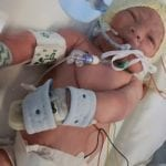 Unresponsive Baby Opens Eyes Just As Parents Say Their Final Goodbyes and Doctors Turn Off Life Support