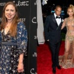 Chelsea Clinton Was Really Not Impressed with Jay Z's Reaction to Beyoncé's Postpartum Weight Loss