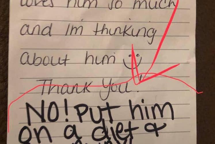 A Texas Teacher Allegedly Told a Mom to Put Her Son on a Diet and 'Go Away'