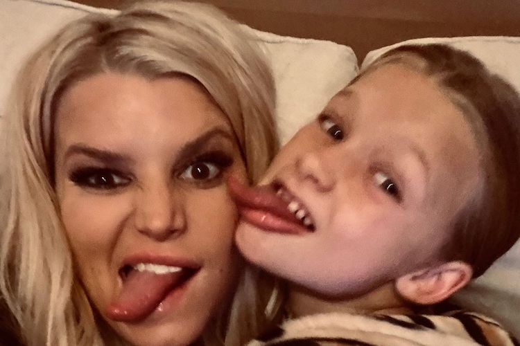 Jessica Simpson's Family Is on the Mend After a Hellish Week of Illness