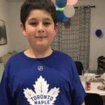 No One Came to This 11-Year-Old Hockey Fan's Birthday Party, So Thousands of Others, Including the Maple Leafs and Justin Trudeau, Made His Day Instead