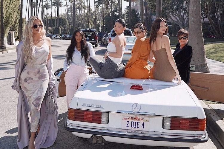 The 2019 Kardashian Family Photo Album: 26 Major Mama Moments from the Kardashian-Jenner Clan